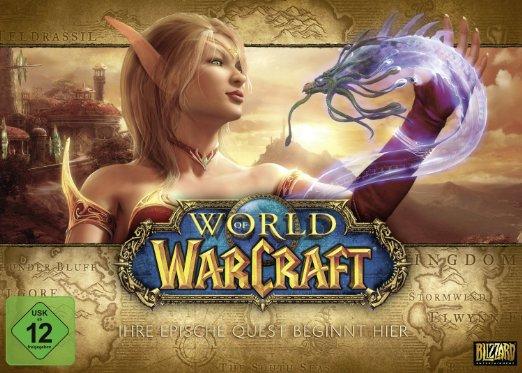 WORLD OF WARCRAFT KLUCZ BATTLECHEST @Amazon