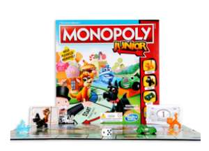 Hasbro Gaming, Monopoly Junior