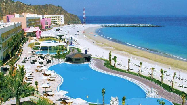 ZEA na bogato: 5* hotel z all inclusive za 2678 zł  Wylot do Emiratów Arabskich z Katowic w październiku