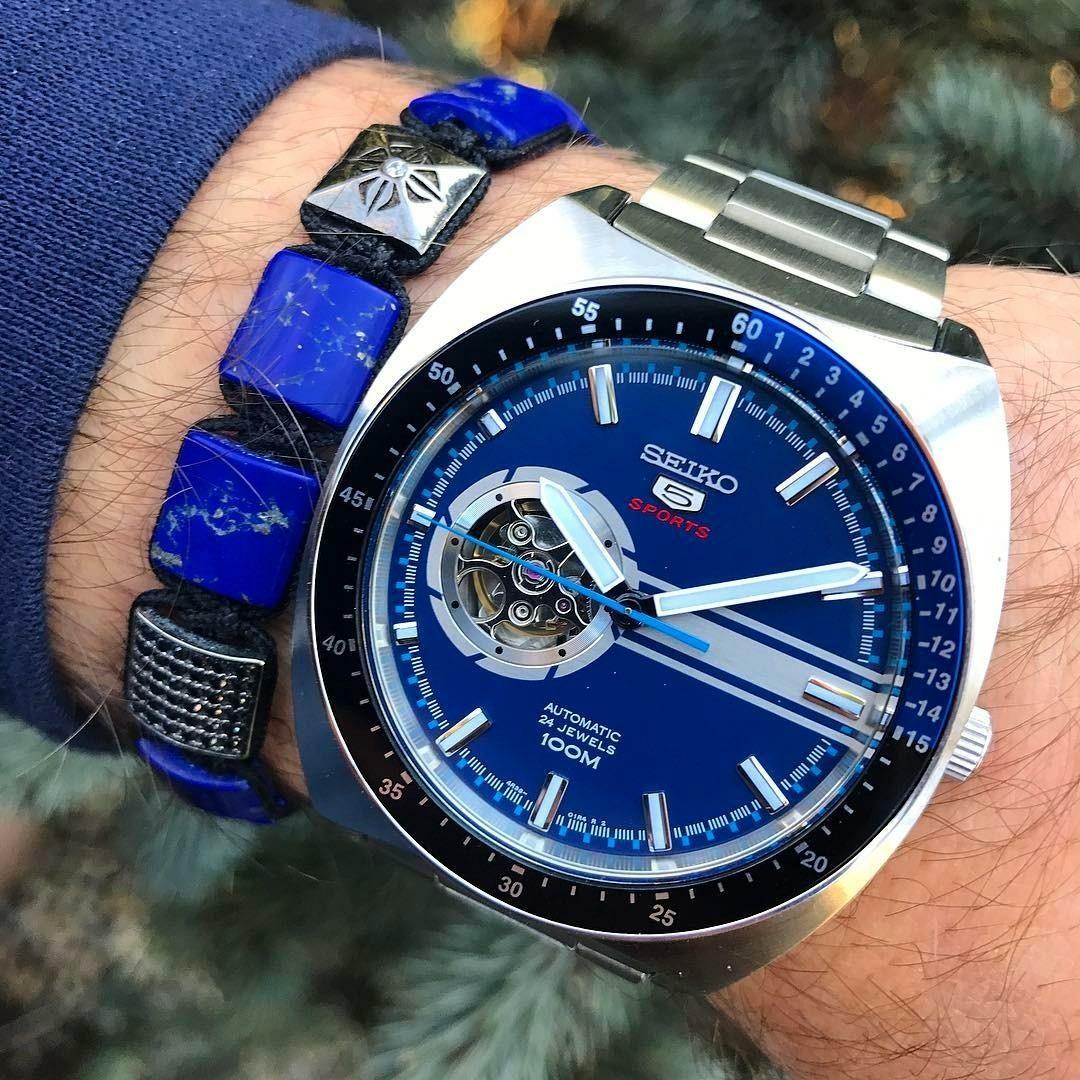 Zegarek męski automatyczny SEIKO5 ref. SSA327K1