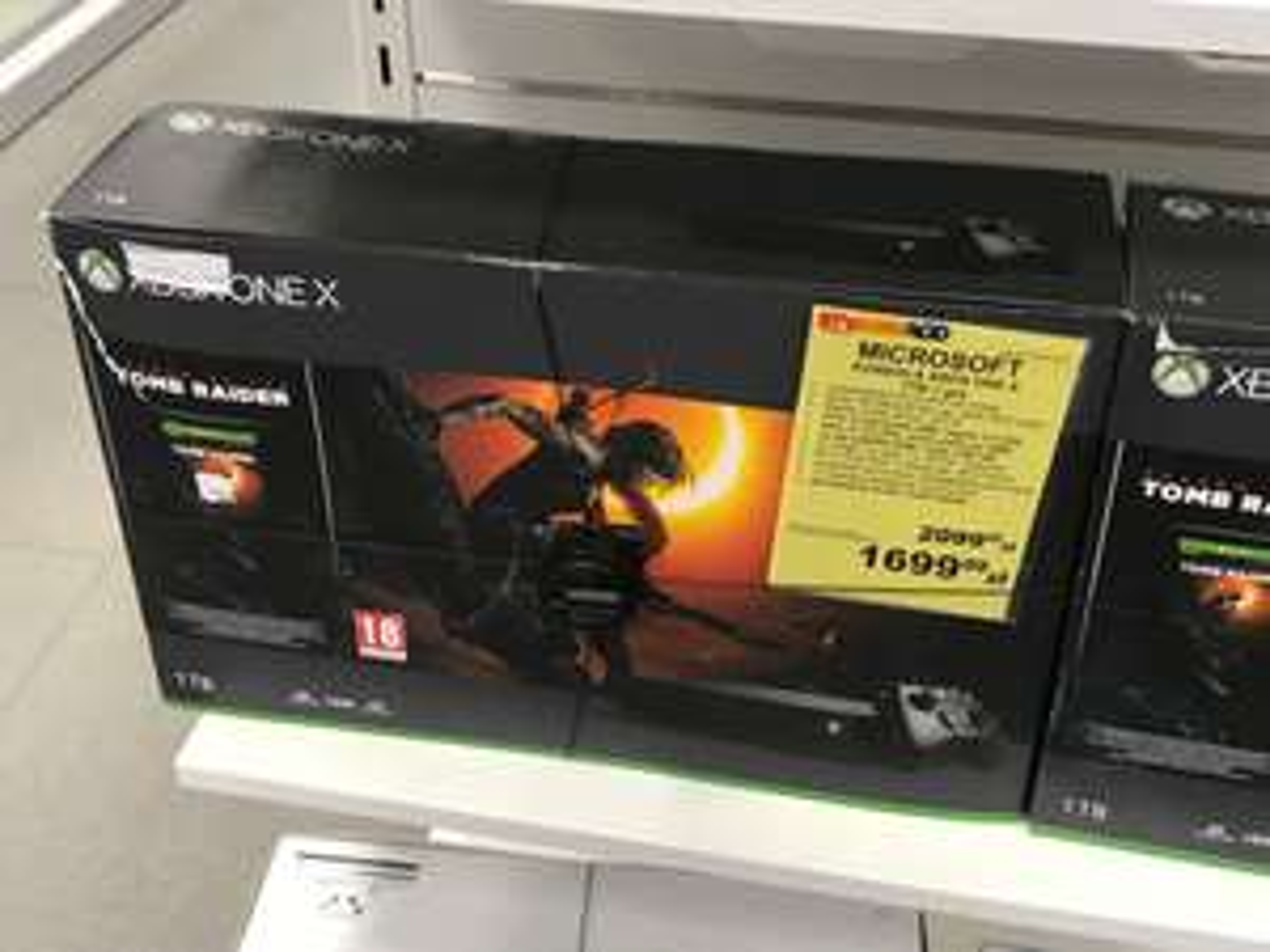 RTVeuroAGD Xbox One X + Shadow Of The Tomb Raider. |Jaworzno