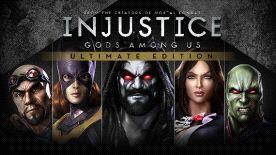 Injustice: Gods Among Us [Steam]