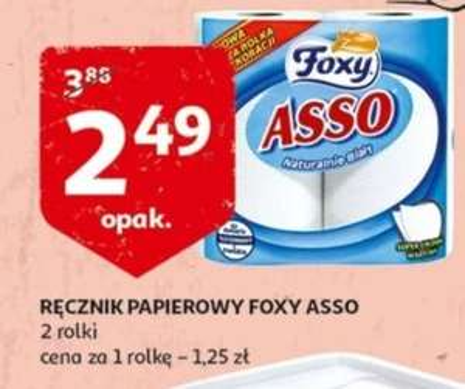 Foxy Asso @Auchan
