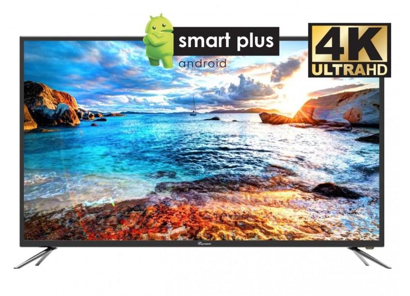 Telewizor SKYMASTER 50 cali 50SUA2505 4K Android Smart