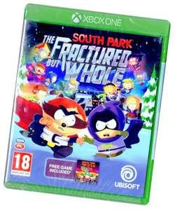 South Park The Fractured But Whole + The Stick of Truth (dwie gry) XBOX ONE Nowa PL Folia