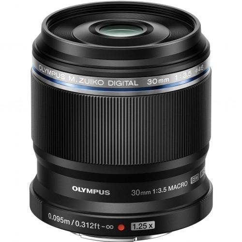 Obiektyw Micro4/3 Olympus 30mm f3.5 macro
