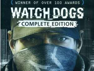 Watch_Dogs Complete Edition (PC) 70% OFF @ Steam