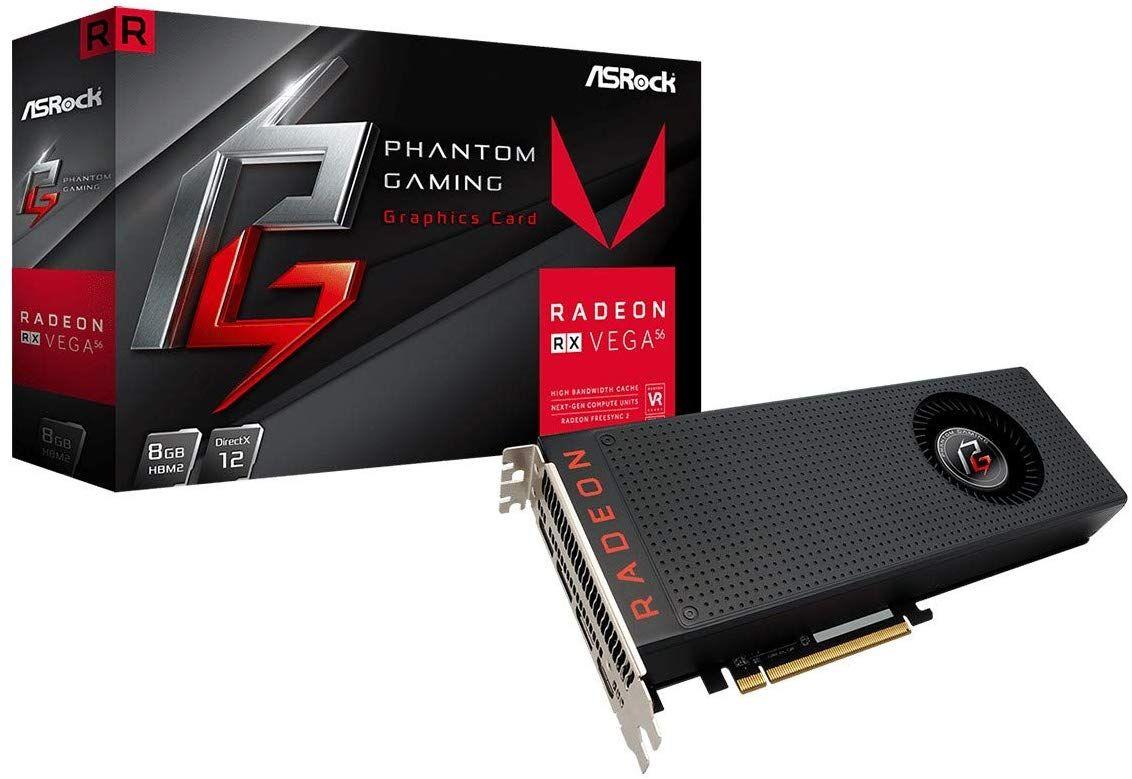 ASrock Phantom Gaming X Radeon RX Vega 56 8GB @Amazon.de