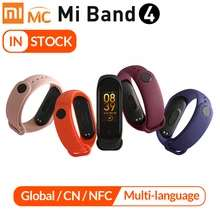Mi band 4 wersja CN