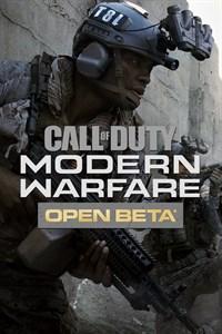 Call of Duty®: Modern Warfare® - otwarta beta Xbox One