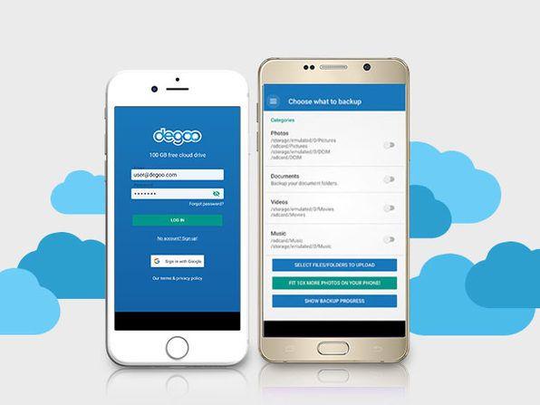 Degoo Premium Backup - dożywotnia subskrypcja