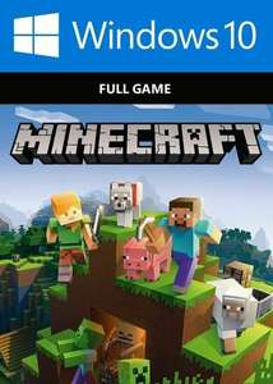 Minecraft: Windows 10 Edition Microsoft Key GLOBAL