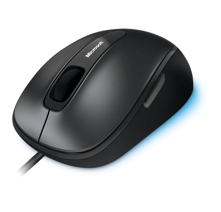 X-kom Myszka Microsoft Comfort Mouse 4500 do godziny 22