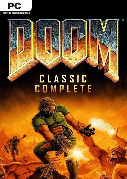 DOOM Classic Complete PC/Steam