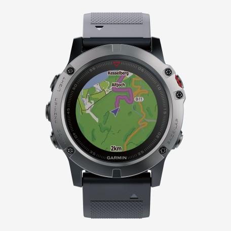 Garmin fenix® 5X Sapphire smartwatch, Grey 399 EUR