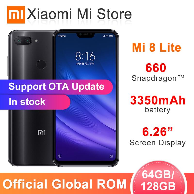 Xiaomi mi 8 Lite 6GB RAM 64 GB