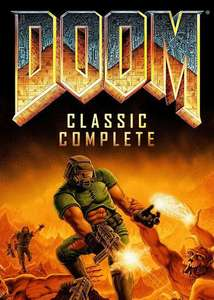 Doom Classic Complete Steam Key GLOBAL PC