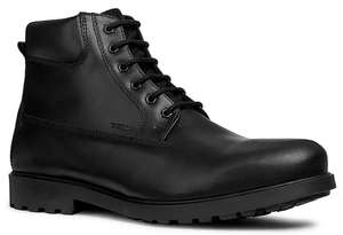 GEOX Rhadalf - skórzane buty męskie