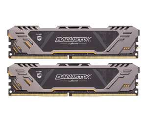 Crucial 16GB 2666MHz Ballistix Sport AT CL16 (2x8GB)