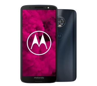 Motorola Moto G6 3GB (granatowy) + etui