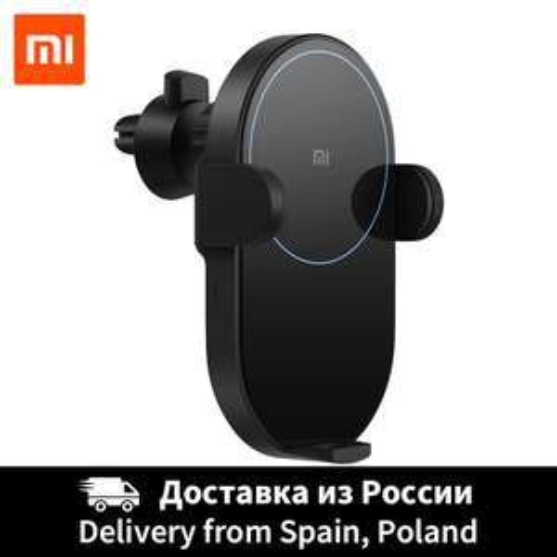 Uchwyt i ładowarka samochodowa Xiaomi 20W z Polski $34.54