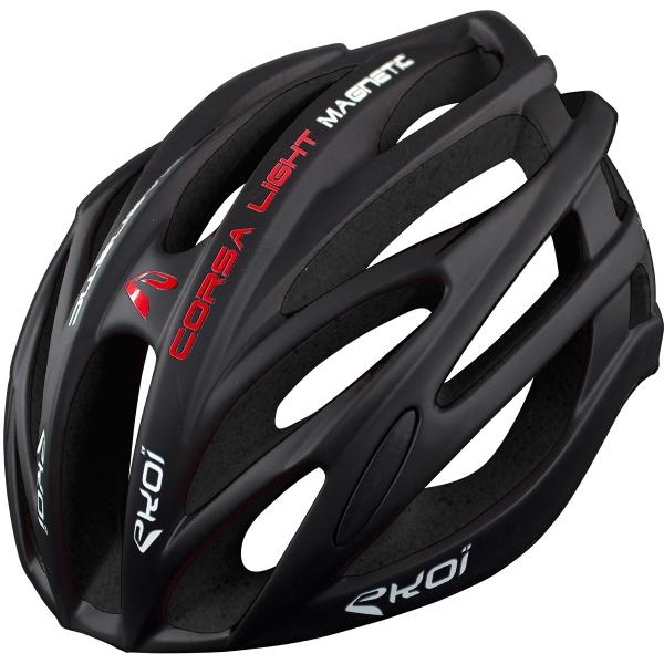 Francuski kask rowerowy Ekoi CORSA LIGHT Oficjalny kask kolarski zespołu UCI world tour AG2R LA MONDIALE i oficjalny kask MBT zepołu BH +