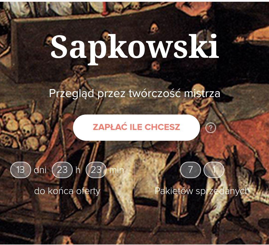 6 książek (e-booków) Sapkowskiego za około 85 zł - Trylogia Husycka, Żmija, Sezon burz i Maladie
