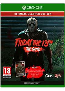 Friday the 13th: The Game Ultimate Slasher Edition Xbox One/PS4