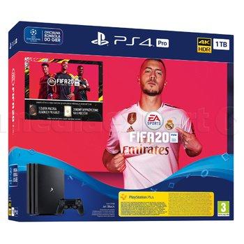 Konsola SONY PlayStation 4 PRO + FIFA 20