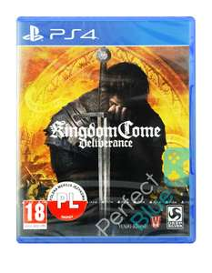 Gra na PS4 Kingdom Come Deliverance