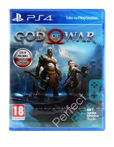 Gra na PS4 God of War