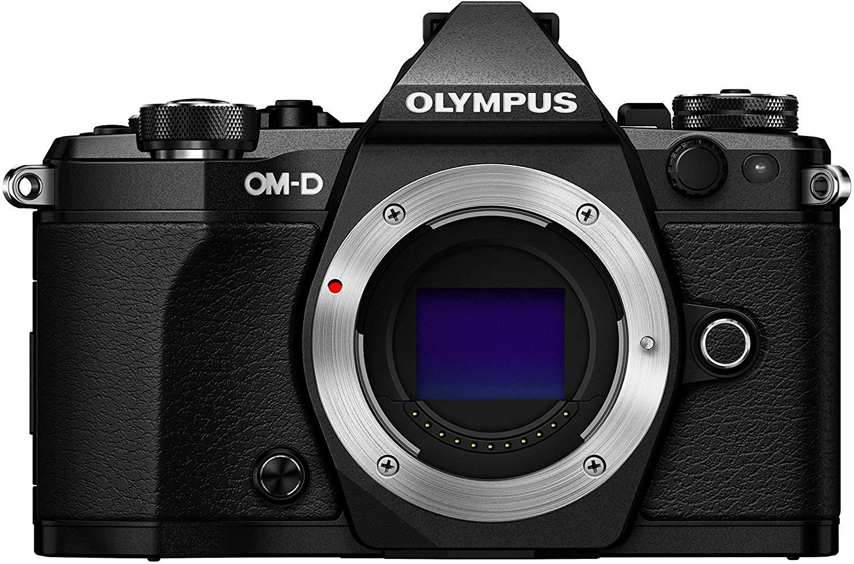 Aparat Olympus OM-D E-M5 Mark II body amazon.it