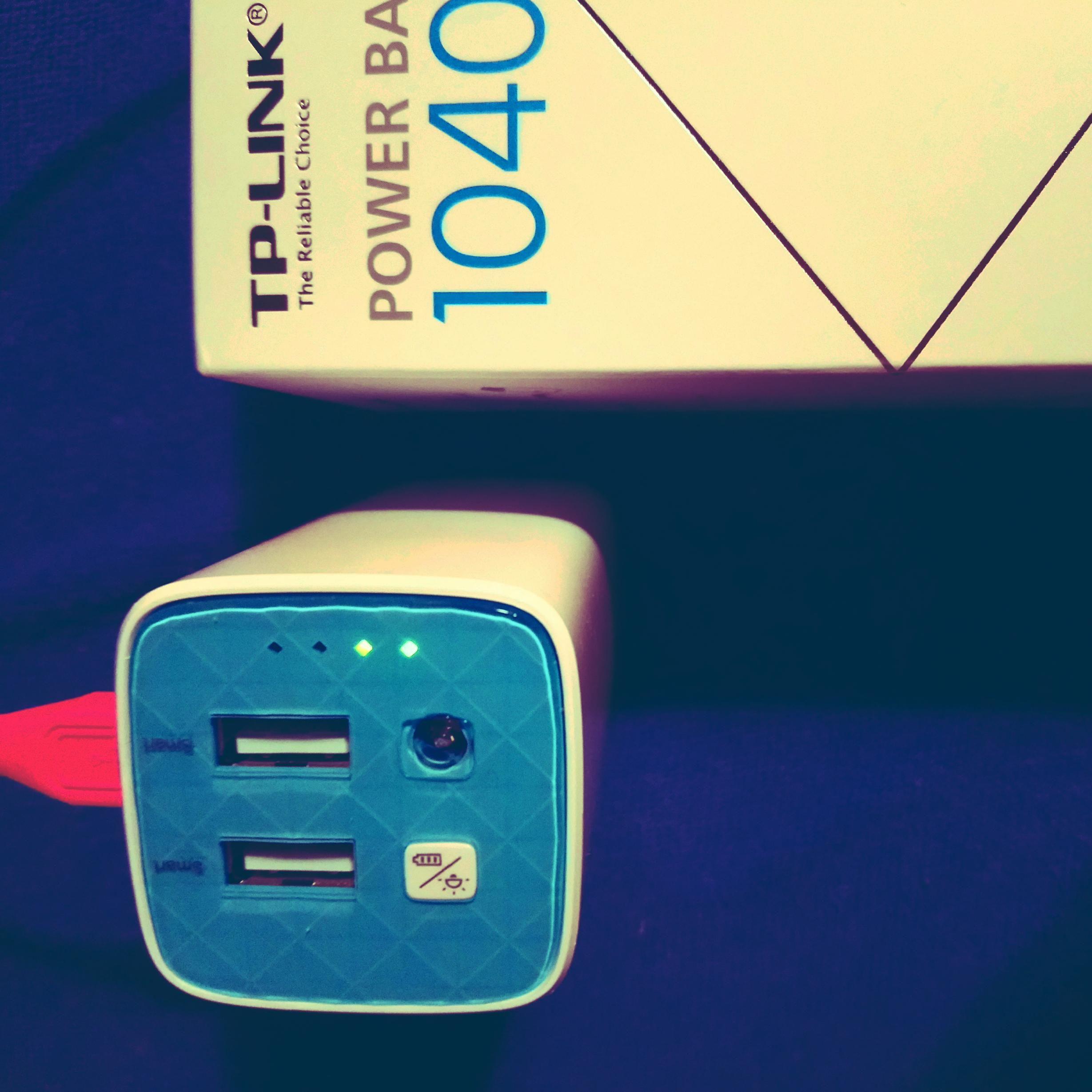 Selgros (w halach): TP Link TL-PB 10400 mAh, power bank 2xUSB out, z latarką