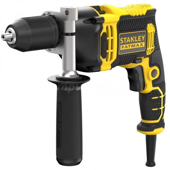 Wkrętarko-wiertarki Stanley FMEH750-QS