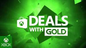 Deals with Gold i Spotlight Sale – Xbox One