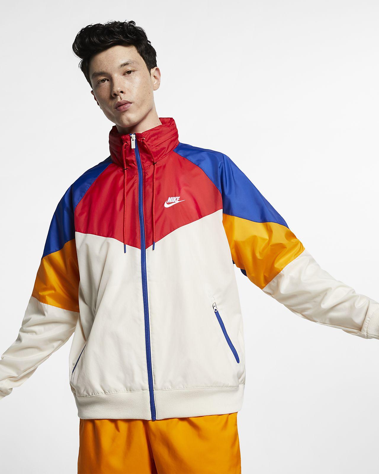 Nike.com - Klasyczna kurtka Nike SP Windrunner