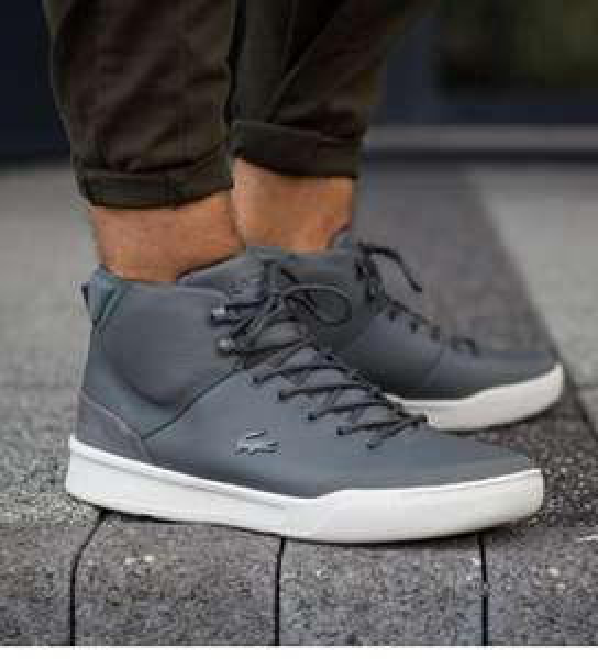Buty LACOSTE EXPLORATEUR Jesień/Zima  Sizeer obuwie Sneakersy