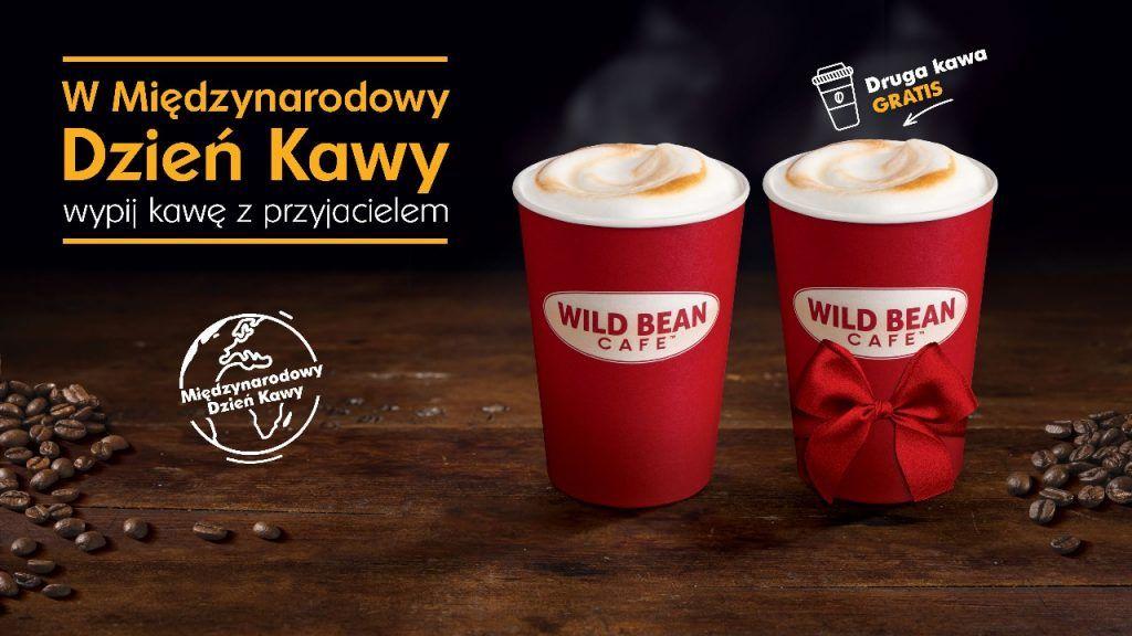 Druga kawa za darmo @BP