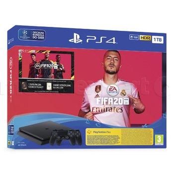 Konsola ps4 1TB + FIFA 20 + Dodatkowy kontroler (+możliwy rabat 250zł)