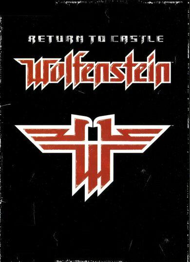 Return to Castle Wolfenstein Steam Key GLOBAL PC