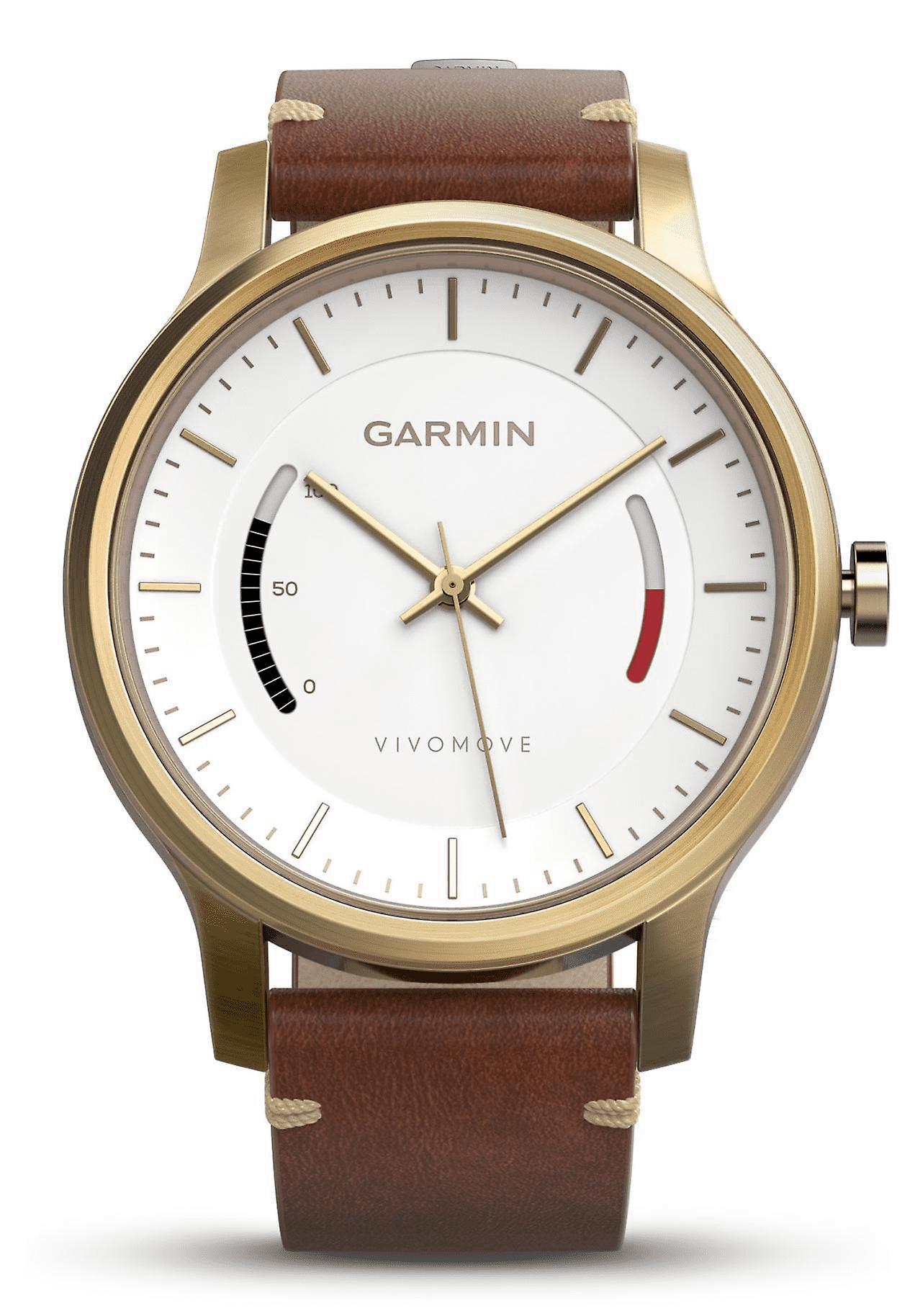 Zegarek sportowy, monitor aktywności Garmin Vivomove Premium ( 010-01597-21 ), BT