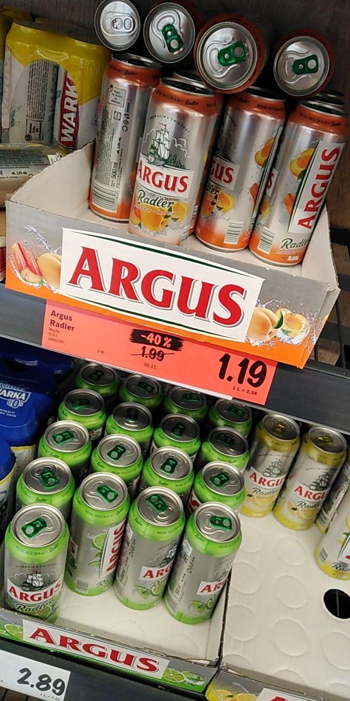 Argus wszystkie rodzaje - Lidl