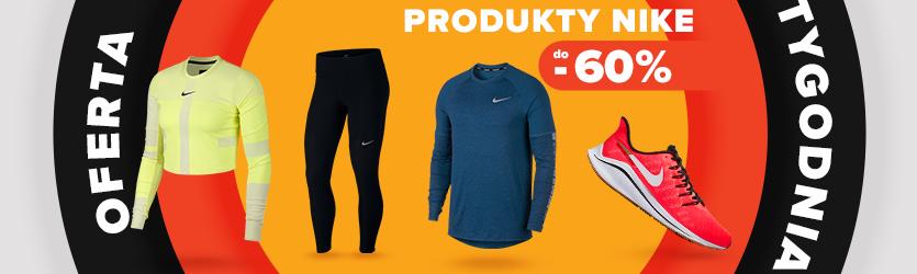 Sklep Biegacza  - Produkty Nike do -60% (Oferta Tygodnia)