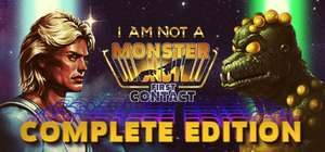 I am not a Monster: Complete Edition Steam