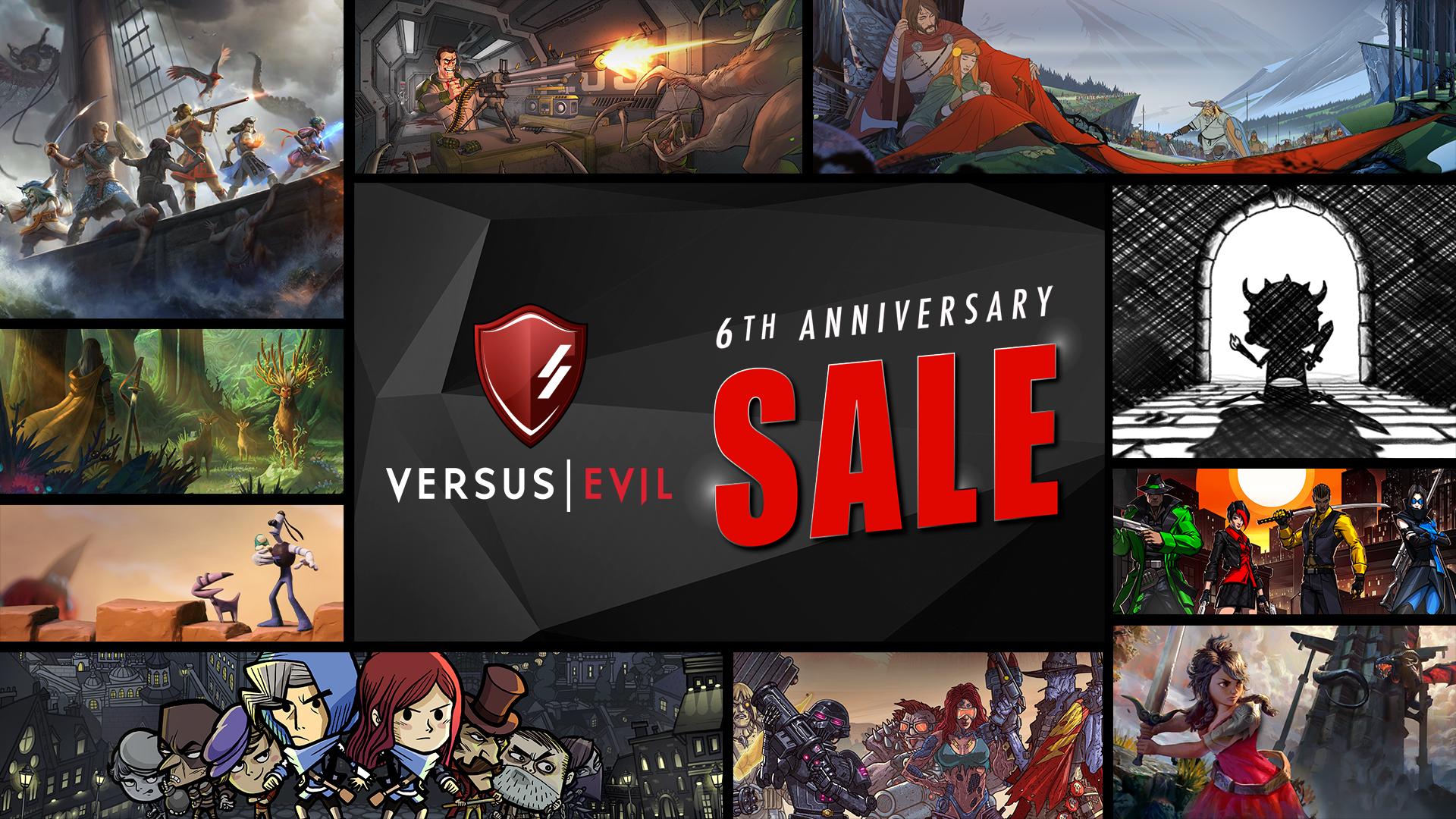 Wyprzedaż wydawcy – Versus Evil @ Steam