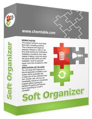 Soft Organizer Pro 7.46 - Program typu Revo Uninstaller.