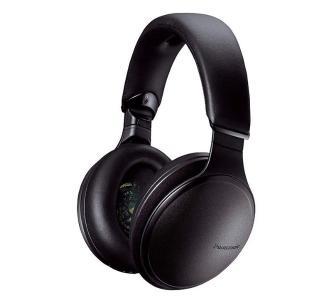 Słuchawki bezprzewodowe Panasonic RP-HD605NE-K, BT, mikrofon, 4Hz-40kHz