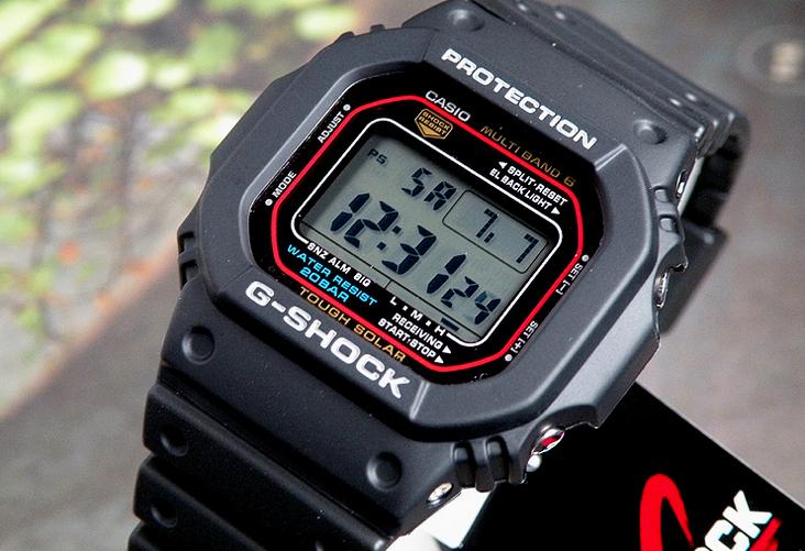 Zegarek Casio G-Shock Men's Watch GW-M5610