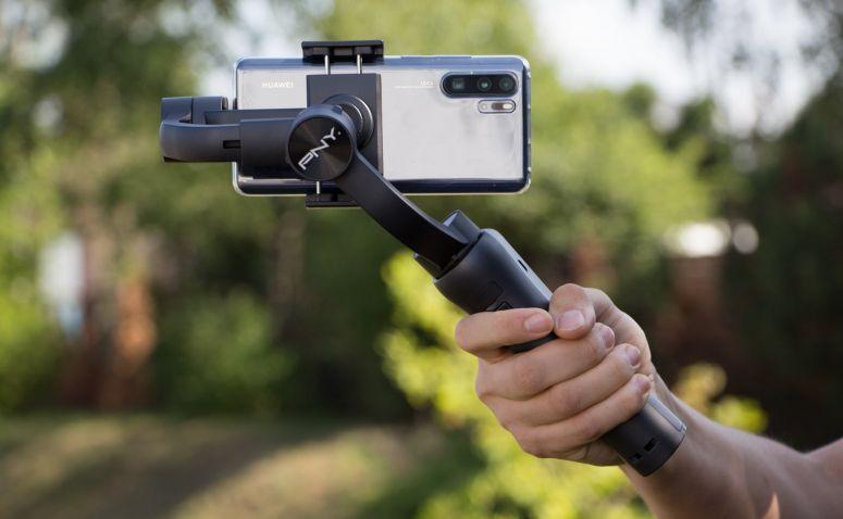 Gimbal PNY Mobee 3-Axis do smartfonów