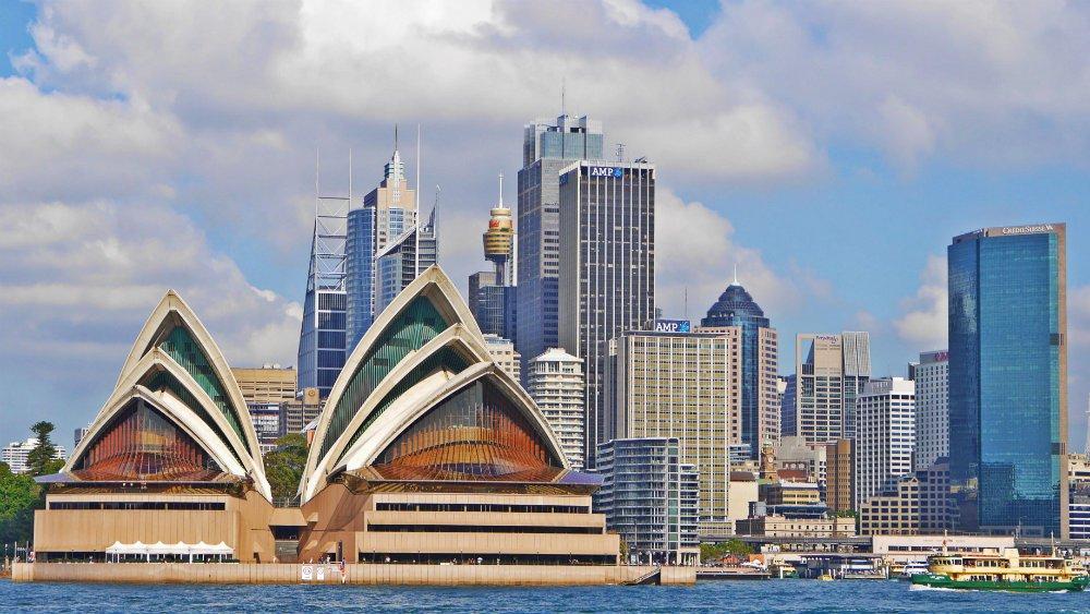 Loty do Sydney z Aten w marcu 2020